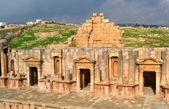 Ancient Jerash, Jordan