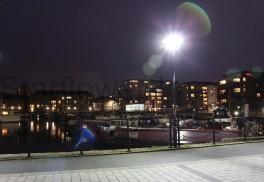 Limehouse docks