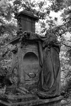 Barnes Cemetery, London