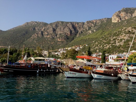 Kas Harbour, Antalya