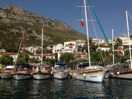 Kas Harbour, Turkey