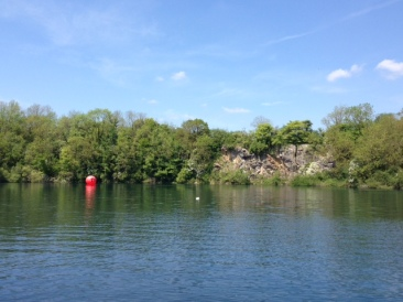 Vobster Quarry, Bath
