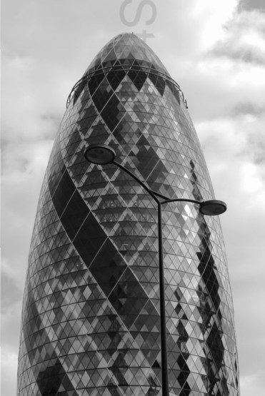 The Gerkin, London