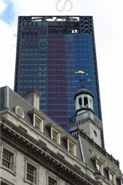 St Ethelburga's Centre & The Leadenhall Building, London