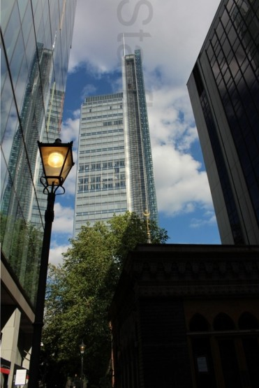 Broadgate Street, London