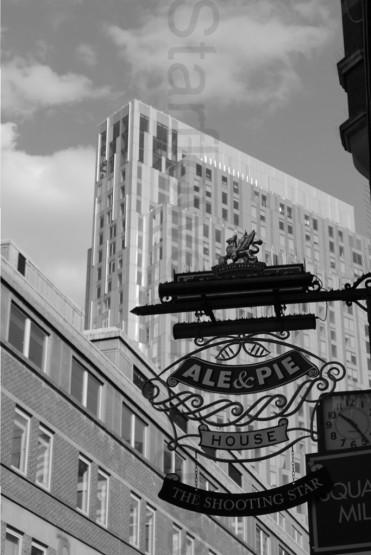 Broadgate Street, London