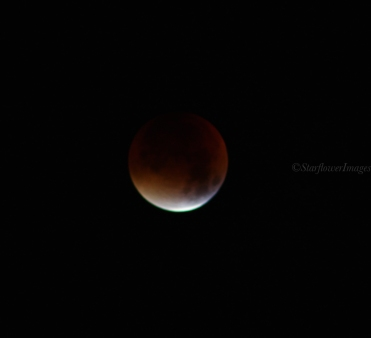 Blood moon of 2015