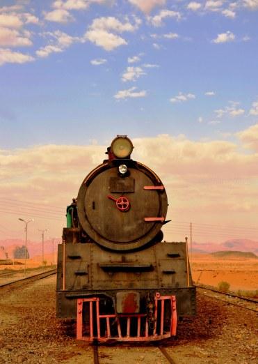 Raiders of the Lost Ark Train, Jordan