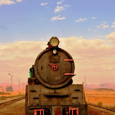 Raiders of the Lost Ark Train, Jordan