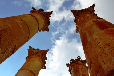 Jerash ancient city, Jordan