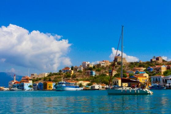 Meiz Island, Greece