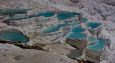 'Cotton Castle', Pamukkale, Turkey
