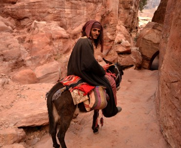Local Bedouin, Petra