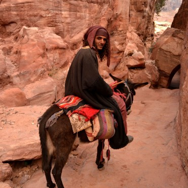 Local Bedouin, Petra