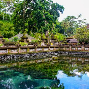 Holy Water Temple Spring